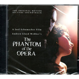 Cd  The Phantom Of The Opera   The Original Motion Picture