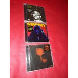 Cd  The Weeknd  star Boy Combo Com 3 Cds