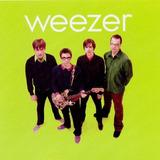 Cd  Weezer  Green Album    Lacrado