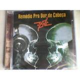 Cd  remédio Pra Dor De Cabeça   rock  Br Pop Raro