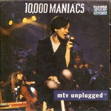 Cd 10 000 Maniacs   Mtv   Unplugged   Novo