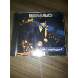 Cd 10 000 Maniacs   Mtv Unplugged Excelente