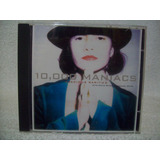 Cd 10 000 Maniacs  Precious Rarities  With Michael Stipe