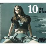 Cd 10 Hits Da Pan Dj Ross Original