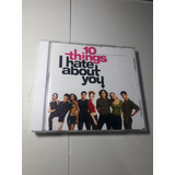 Cd 10 Things I Hate About You Original Campinas