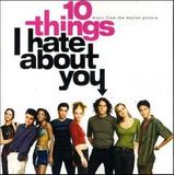 Cd 10 Things I Hate About You nacional Em Otimo Estado