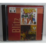 Cd 2 Em 1 As Aventuras Da Blitz   Dvd Escute Blitz Lacra