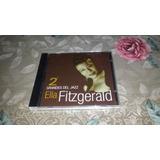 Cd 2 Grandes Del Jazz Ella Fitzgerald Original