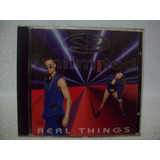 Cd 2 Unlimited  Real Things