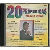 Cd 20 Preferidas Manolo Otero   C9