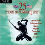Cd 25 Years Of Number 1 Hits Vol 10   Uk   Emf  Erasure
