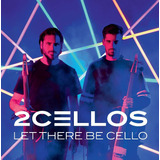Cd 2cellos Let There Be Cello   Original Lacrado  2018