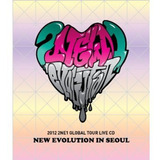 Cd 2ne1 New Evolution In Seoul  K pop