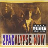 Cd 2pac Tupac Shakur 2pacalypse Now Lacrado Pt Entrega
