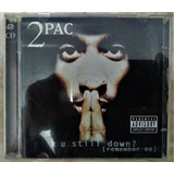 Cd 2pac Tupac Shakur Ru Still Down Remember Me 97 2cd Hollan