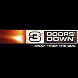 Cd 3 Doors Down   Away From The Sun  2002  C  Nf