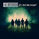 Cd 3 Doors Down Us And The Night {import} Novo Lacrado