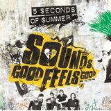 Cd 5 Seconds Of Summer   Sounds Good Feels Good