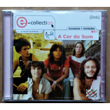 Cd A Cor Do Som   E Collection   Novo Lacrado   Cd Duplo