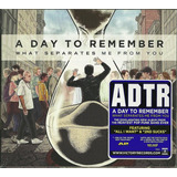 Cd A Day To Remember What Separates Me From You Original
