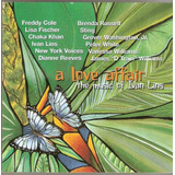 Cd A Love Affair   The Music Of Ivan Lins   Novo