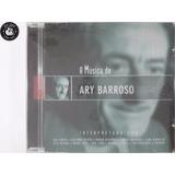Cd A Música De Ary Barroso Interpretada Por   G7