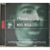 Cd A Musica De Noel Rosa 2003   B3