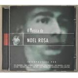 Cd A Música De Noel Rosa 2003   B4