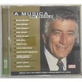 Cd A Musica De Seculo Vol 31 Tony Bennett   A1