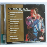 Cd A Música Do Século 18 James Brown jackson 5 marvin Gaye
