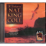 Cd A Tribute To Nat King Cole