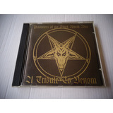 Cd A Tribute To Venom   Promoters Of The Third World War