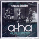 Cd A ha   The Final Concert 2010   Novo Lacrado