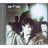 Cd A ha   The Singles 1984 2004   Novo