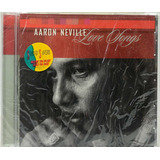 Cd Aaron Neville   Love Songs   Lacrado   Importado