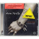 Cd Aaron Neville   Nature Boy The Standards Album Importado