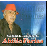 Cd Abilio Farias   Grandes Sucessos   B315