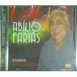 Cd Abilio Farias   Interpreta Waldick Soriano