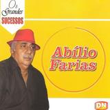 Cd Abílio Farias   Os Grandes Sucessos