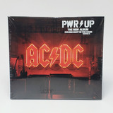 Cd Ac / Dc - Power Up Original Lacrado