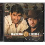 Cd Adalberto E Adriano   Eu Gosto