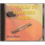 Cd Adalberto Tafuri   O Violão Eternas Canções