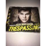 Cd Adam Lambert   Trespassing   Deluxe Edition