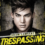 Cd Adam Lambert Trespassing Deluxe Edition Novo 1a Tiragem
