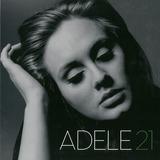 Cd Adele 21 Novo Lacrado Original