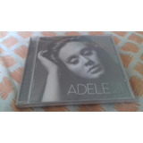 Cd Adele 21 Original E Lacrado