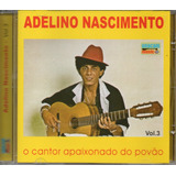 Cd Adelino Nascimento   Vol 3