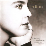 Cd Adriana Calcanhoto  Perfil