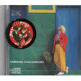 Cd Adriana Calcanhotto Enguiço 1990 Lacrado