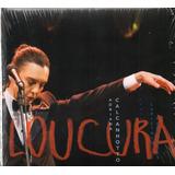 Cd Adriana Calcanhotto Loucura Digipack Original